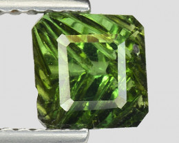 1.21 Cts AAA Grade Sparkling Tourmaline ~ Mozambique TR47