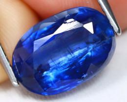 Kyanite 5.19Ct Oval Cut Natural Himalayan Royal Blue Kyanite B451