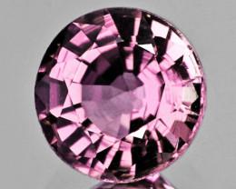 4.40 mm Round 0.40ct Violet Pink Spinel [VVS]