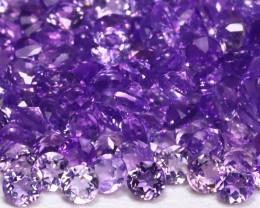 Amethyst 3.46Ct Calibrate 1.5mm Natural Purple Amethyst Lot B467