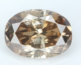 0.93 cts , Sparkling Oval Diamond , Natural Diamond For Jewelry