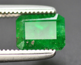 1.05 Ct Top Quality Natural Swat Emerald