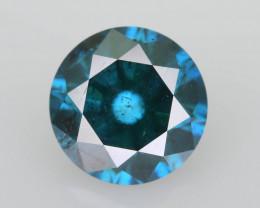 Blue Diamond 1.44 ct Top Grade Brilliance SKU-25