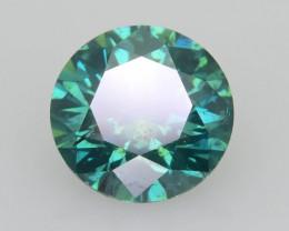 Green Diamond 1.02  ct Top Grade Brilliance SKU-25