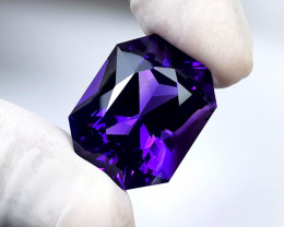 Amethyst, 43.05 Cts Natural Top Color & Cut Amethyst Gemstones