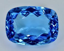 36.11 Crt  Topaz Faceted Gemstone (Rk-15)