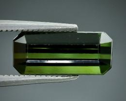 2.80 Crt  Tourmaline Faceted Gemstone (Rk-15)