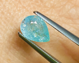Magnificent! Paraiba Tourmaline 1.05ct  Natural  Untreated  Brazil