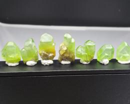 Peridot Cabs 1438 carats