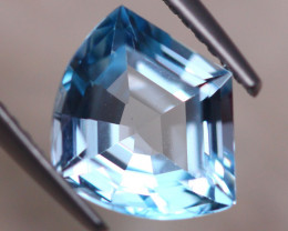 2.68ct Natural Blue Topaz Fancy Cut Lot D427