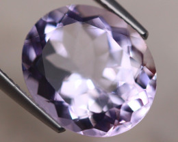 6.95ct Natural Purple Amethyst Oval Cut Lot D468