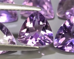 9.05 CTS AWESOME NATURAL TRILLION PURPLE~VIOLET AMETHIYST GEM!!