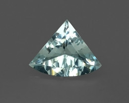 2.35 CTS FANTASTIC HUGE AWESOME  NATURAL AQUAMARINE~FANCY CUTTING!!