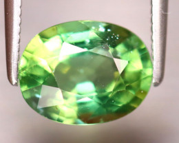 Apatite 2.23Ct Natural Paraiba Green Color Apatite DF1717/B44