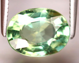 Apatite 2.05Ct Natural Paraiba Green Color Apatite DF1718/B44
