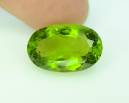 10.70 Ct Natural Green Peridot