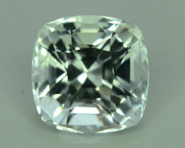 Top Grade Fancy Cut 6.40 ct Attractive Color Aquamarine