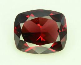 Top Grade 2.55 ct Fancy Cut Red Garnet