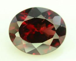 Top Grade 1.95 ct Fancy Cut Red Garnet