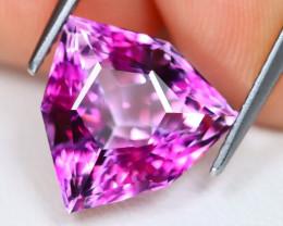 Pink Topaz 6.71Ct VVS Master Cut Natural Pink Color Topaz B809