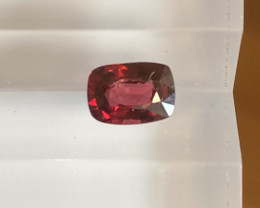 0.99ct natural red spinel