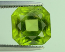 Top quality 3.30 ct Attractive Cut Peridot~ ST