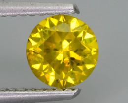 Yellow Diamond 1.08 ct Top Grade Brilliance SKU-25