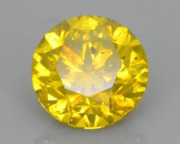 Yellow Diamond 1.04 ct  Intense Color Top Grade Brilliance SKU-25