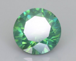 Green Diamond 1.06 ct Top Grade Brilliance SKU-25