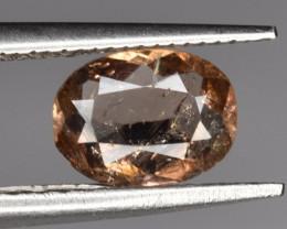 Rare Axinite Gem 0.65 CTS