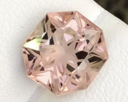 Tourmaline Amazing cutting 4.10 carats