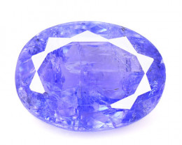 1.70 Cts Amazing rare Violet Blue Color Natural Tanzanite Gemstone