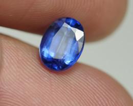 1.800crt BEAUTY ROYAL BLUE KYANITE TRANSLUCENT -