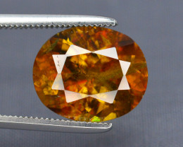 Natural 4.25 carat Sphene With Amazing Spark