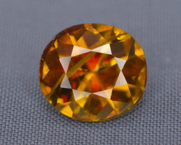 Natural 2.10 carat Sphene With Amazing Spark