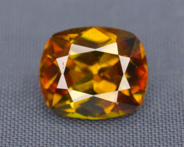 Natural 2 carat Sphene With Amazing Spark