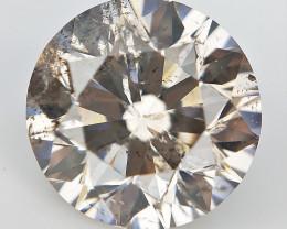 0.80 CT , Natural Round Diamond , Loose Diamond For Jewelry