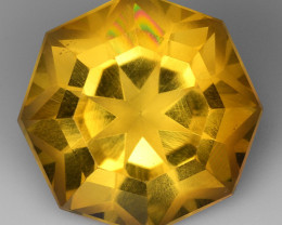 8.05 CT NATURAL CITRINE TOP QUALITY GEMSTONE CT2