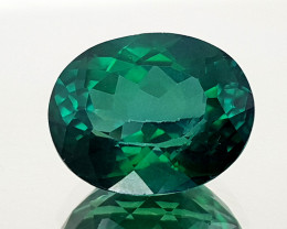9.29Crt Green Topaz Natural Gemstones JI23