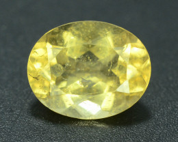 Top Grade 2.25 ct Natural Heliodor ~Yellow ~ K
