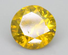 Yellow Diamond 1.49 ct Top Grade Brilliance SKU-25