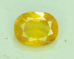 Top Clarity & Color 1.40 ct Rarest Yellow Sapphire~ Sri Lanka