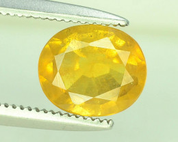 Top Clarity & Color 1.60 ct Rarest Yellow Sapphire ~ Sri Lanka