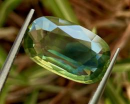 6.73 ct  Bi Colors sapphire 100% Natural gemstone/No Treatment