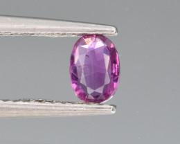 Natural Sapphire 0.36 Cts from Kashmir, Pakistan