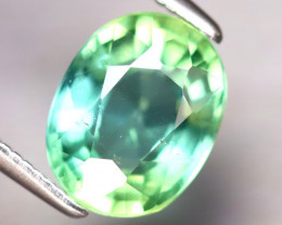 Apatite 2.26Ct Natural Paraiba Green Color Apatite DF1922/B44
