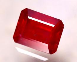 Ruby 3.30Ct Madagascar Blood Red Ruby E2008/A20