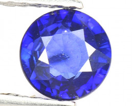0.70 Cts Amazing Rare Natural Fancy Blue Sapphire Loose Gemstone