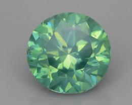 Green Diamond 0.98  ct Top Grade Brilliance SKU-25