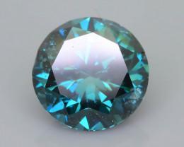 Blue Diamond 1.12 ct Top Grade Brilliance SKU-25